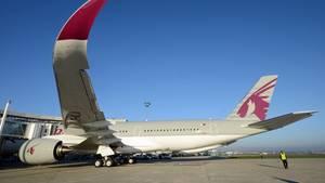 Qatar Airways fliegt ab sofort den Traumjet