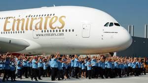 Warum der Airbus A380 ein Ladenhüter ist