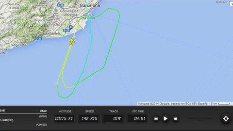 Pilot verhindert Crash zweier Großraumjets