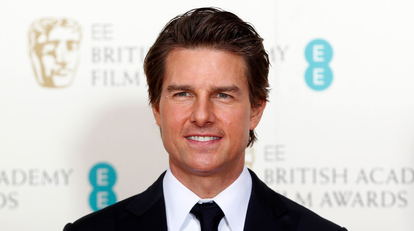 Tom Cruise bei den Bafta-Awards 2015 in London