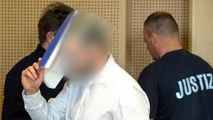 Der Maskenmann wurde zu lebenslanger Haftstrafe verurteilt