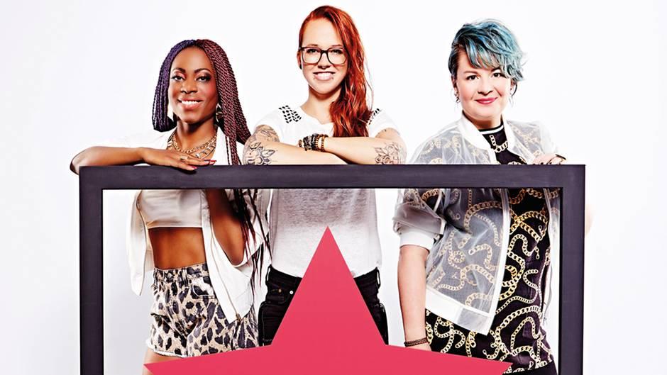 "Die neue ""Popstars""-Jury"
