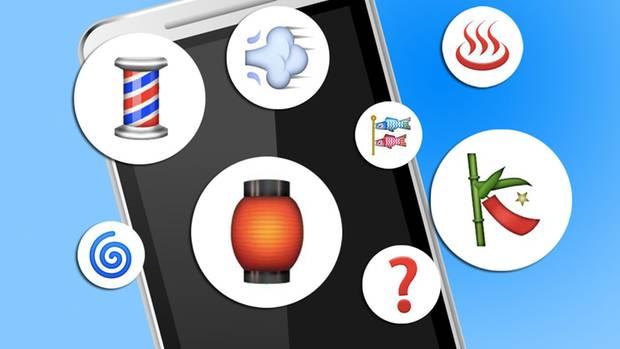 Emojis: Was steckt hinter den merkwürdigen Symbol-Bildern?