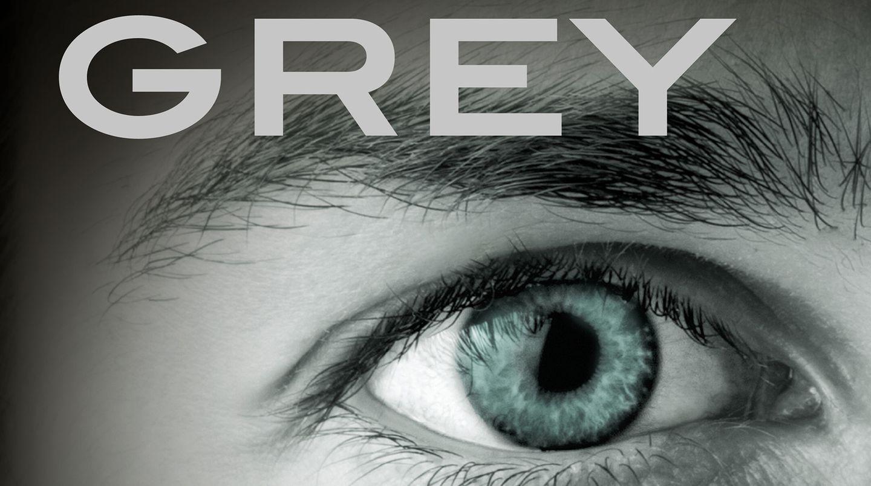 """Das Cover vom neuen """"Grey""""-Roman: Kurz vor der Veröffentlichung muss Autorin EL James befürchten, dass Diebe ihr neues """"Fifty Shades of Grey""""-Buch ins Internet stellen."""