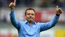 Er führte Paderborn mit Mini-Etat in die Bundesliga: Andre Breitenreiter
