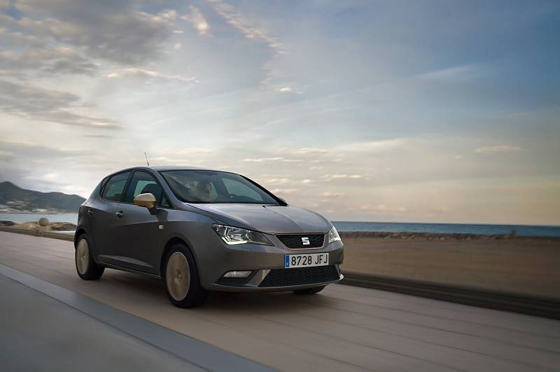 Seat Ibiza 1.0 TSI - mit 70 kW / 95 PS