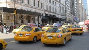 Auf den Straßen von New York
