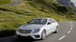 Mercedes S 63 AMG 4matic