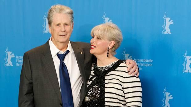 Brian Wilson und seine zweite Frau Melinda