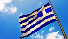 Zumindest Sonne gibt es in Griechenland ohne Ende - beim Geld sieht es leider anders aus