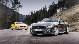 Der neue Mustang ist in Europa bereits ausverkauft.