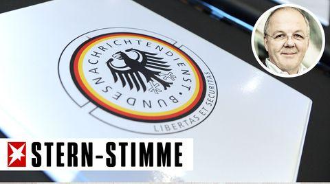 """Thomas Ammann: """"Bits & Pieces"""": BND ist nicht mehr als ein """"Wurmfortsatz der NSA"""""""