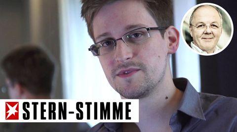 """Thomas Ammann: """"Bits & Pieces"""": Die USA und der Fall Snowden: """"Hängt ihn höher!"""""""