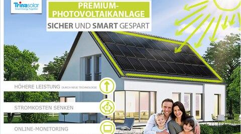 Tchibo bietet die nächste spektakuläre Aktion an: eine Solaranlage fürs Dach