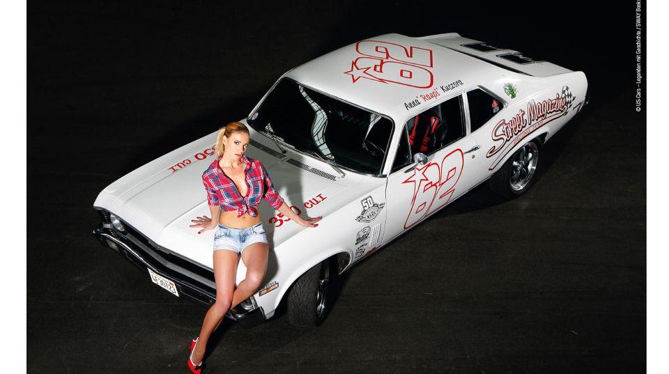 70er Chevrolet Nova