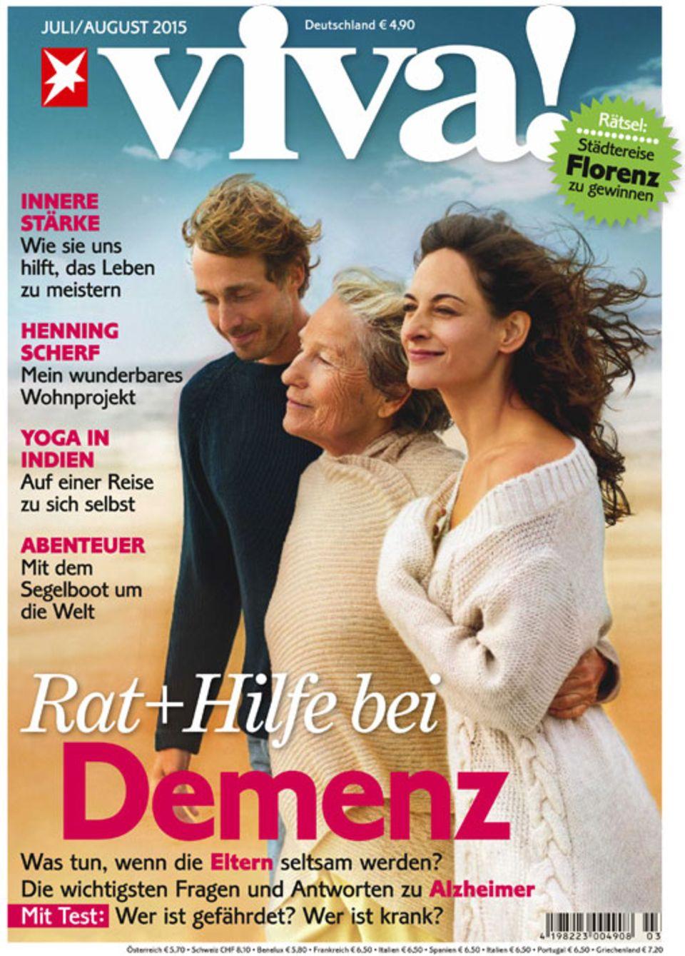 Viva-Titel Juli/August 2015