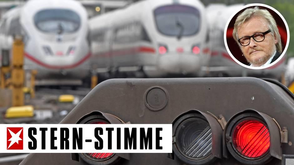 "Hans-Ulrich Jörges: ""Klartext"": Bahnstreik: der ganz große Bluff"