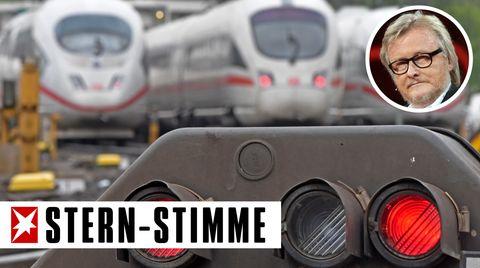 Tarifstreit zwischen GDL und Bahn: Keine Streik-Exzesse mehr im Zugverkehr