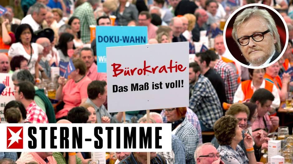 """Hans-Ulrich Jörges: """"Klartext"""": Der Mindestlohn-Schwindel"""
