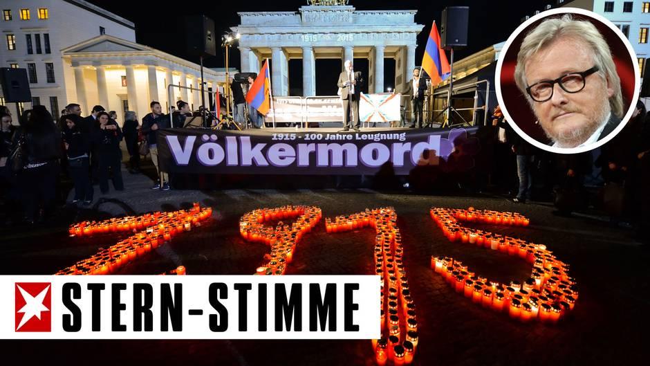 """Hans-Ulrich Jörges: """"Klartext"""": Völkermord und Flüchtlinge: Der deutsche Wahn!"""
