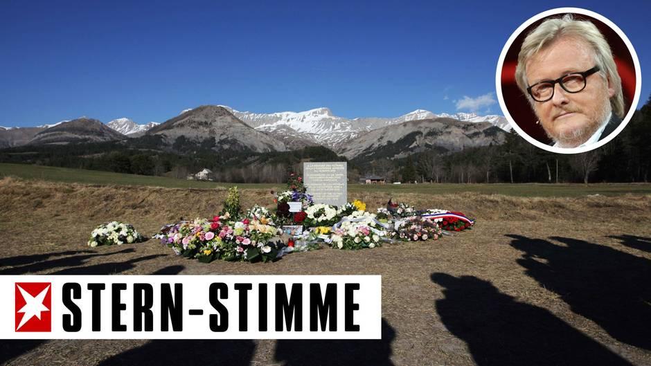 "Hans-Ulrich Jörges: ""Klartext"": Nach Germanwings-Absturz: Danke, Frankreich!"