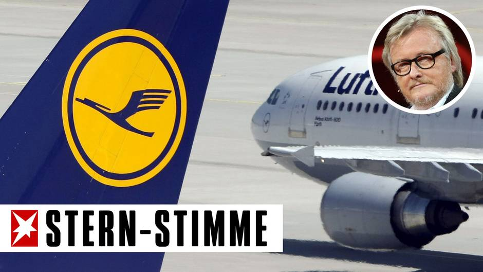 """Hans-Ulrich Jörges: """"Klartext"""": Die Lufthansa-Krise nach dem Airbus-Absturz"""