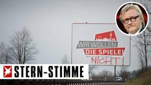 Keine Olympia-Spiele für Berlin