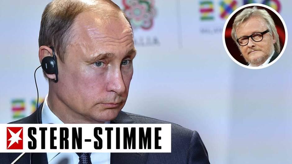 Der russische Präsident