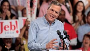 Jeb Bush will Präsident der Vereinigten Staaten werden