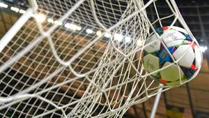 Beim SC Mödling landete der Ball sagenhafte 42 Mal in einem Spiel im Netz