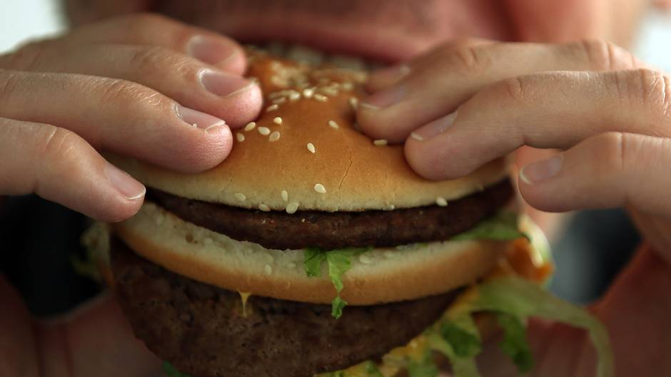 Biss in den Burger: McDonald's Big Mac