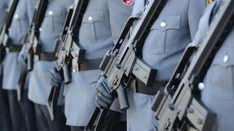 Das G36: Ein Gewehr ohne Gewähr