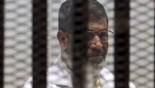 Hinter Gittern: Ägyptisches Gericht bestätigt Todesurteil gegen Ex-Präsident Mohammed Mursi