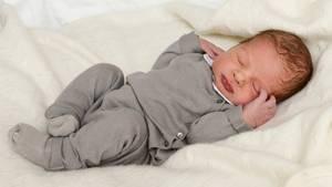 Prinzessin Madeleines Baby