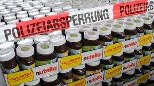 Bald verboten? Nutella