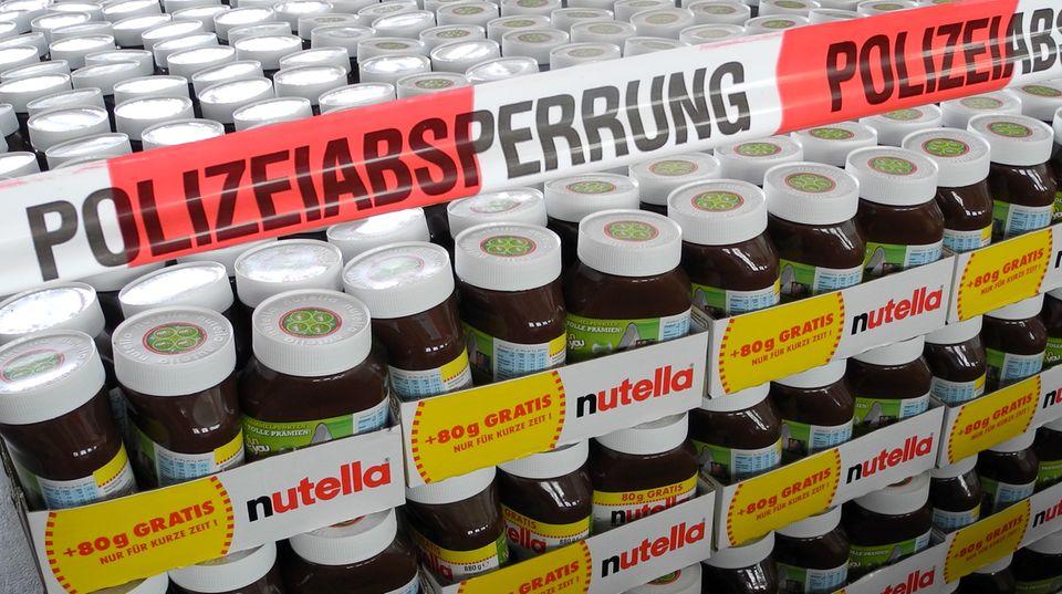 Bald verboten? Nutella