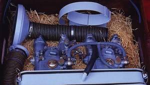 Alpina Anlage Anfang der 60er Jahre - so fing bei Burkard Bovensiepen alles an