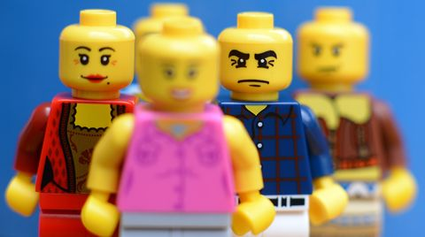 An der Universität in Cambridge wird ein Lego-Professor gesucht