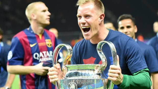 Marc-Andé ter Stegen: Der Torhüter gewann mit dem FC Barcelona die Champions League. In seinem ersten Jahr beim katalanischen Weltclub konnte er allerdings noch nicht immer sein Können zeigen: In der Liga saß er auf der Bank. Dennoch ein Weltklasse-Mann.