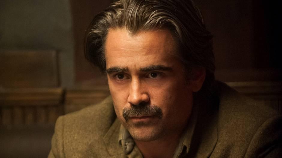 """Colin Farell spielt in der neuen Staffel von """"True Detective"""" einen alkoholsüchtigen und prügelwütigen Privatdetektiv"""