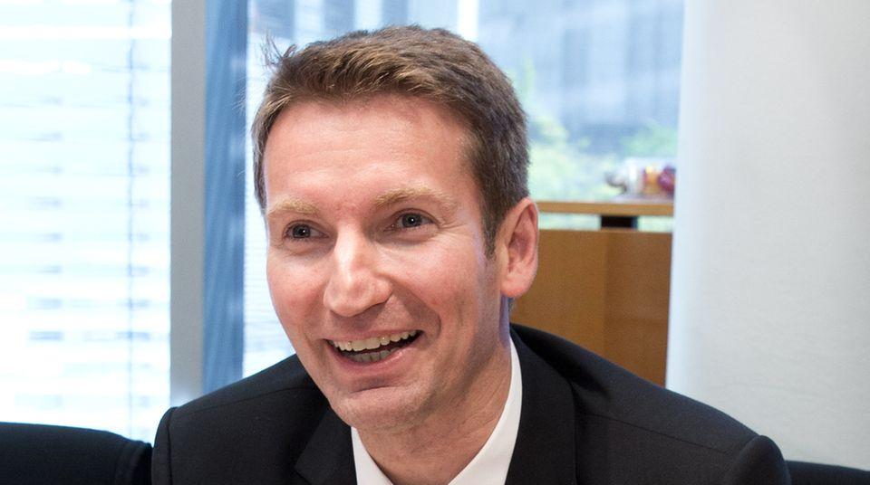 Patrick Sensburg vom NSA-Untersuchungsausschuss