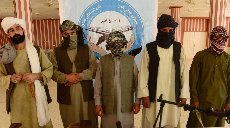 Talibankämpfer in Afghanistan