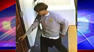 Foto des Mannes, der in einer Kirche neun Menschen erschossen haben soll
