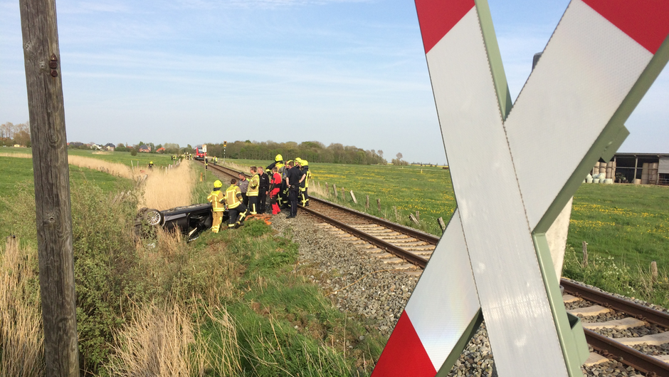 Eine Mutter klagt an: Todesfalle Bahnübergang