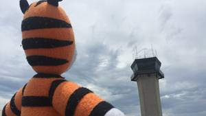 "Hobbes am Tower: ""Sieht nach Sturm aus!"""