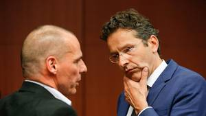 Die Gespräche der Eurogruppe wurden ohne Einigung beendet