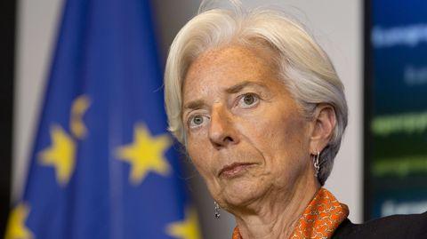 """IWF-Chefin Christine Lagarde will mit """"Dialog mit Erwachsenen"""""""