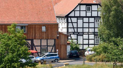 Hofgut Sassen im hessischen Schlitz