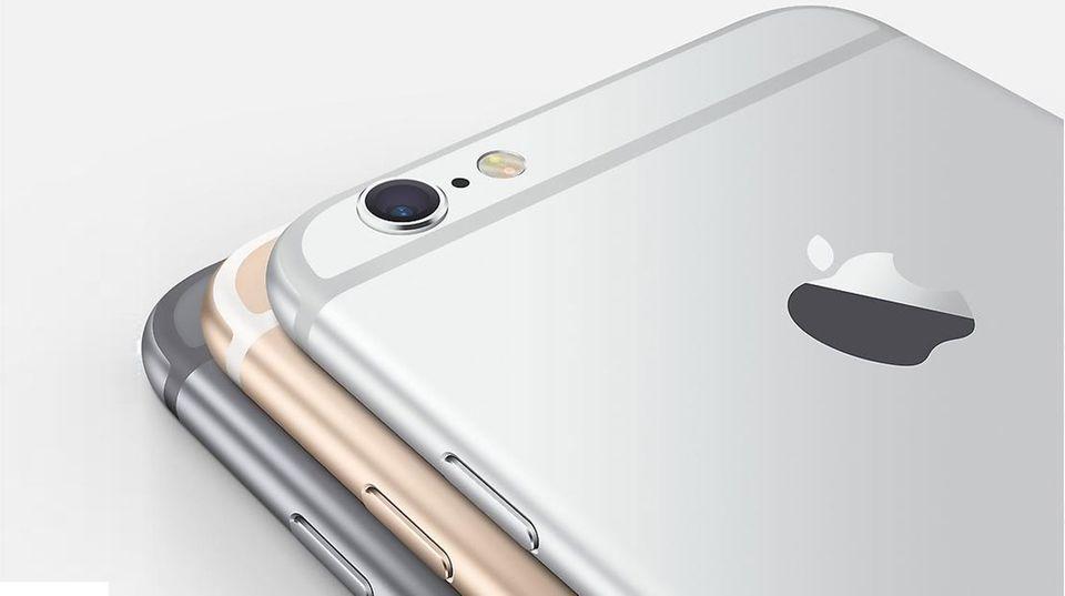 Sieht das iPhone 6S den Vorgängern zum Verwechseln ähnlich?