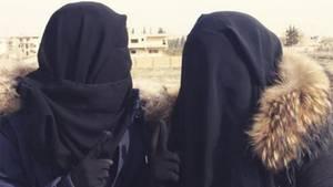 Frauen im Islamischen Staat